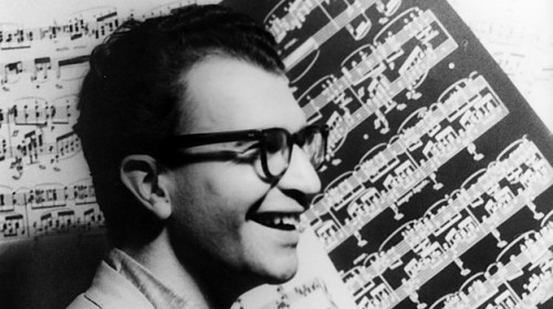 Archival photo of Dave Brubeck. Brubeck died of heart failure in Conneticut today. He was 91.